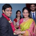 IAS couple gets married in Rs 500