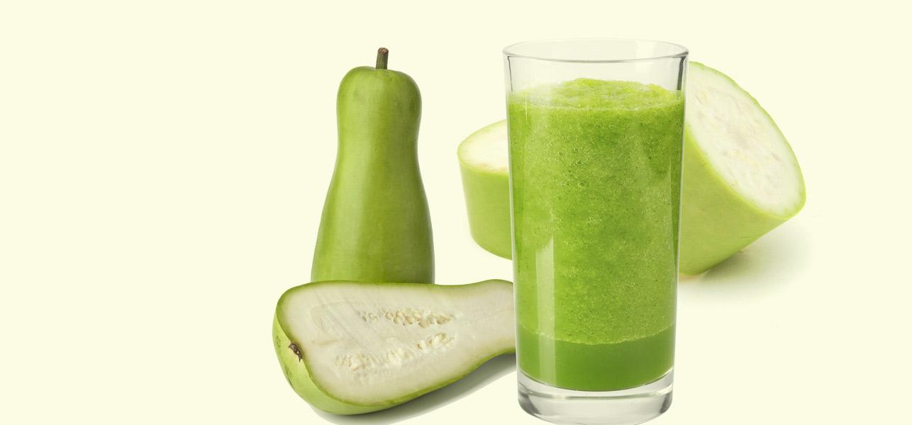 Lauki-Juice