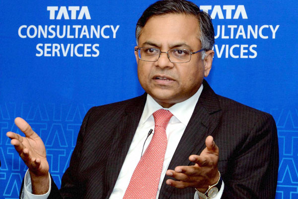 new Chairman of Tata Sons