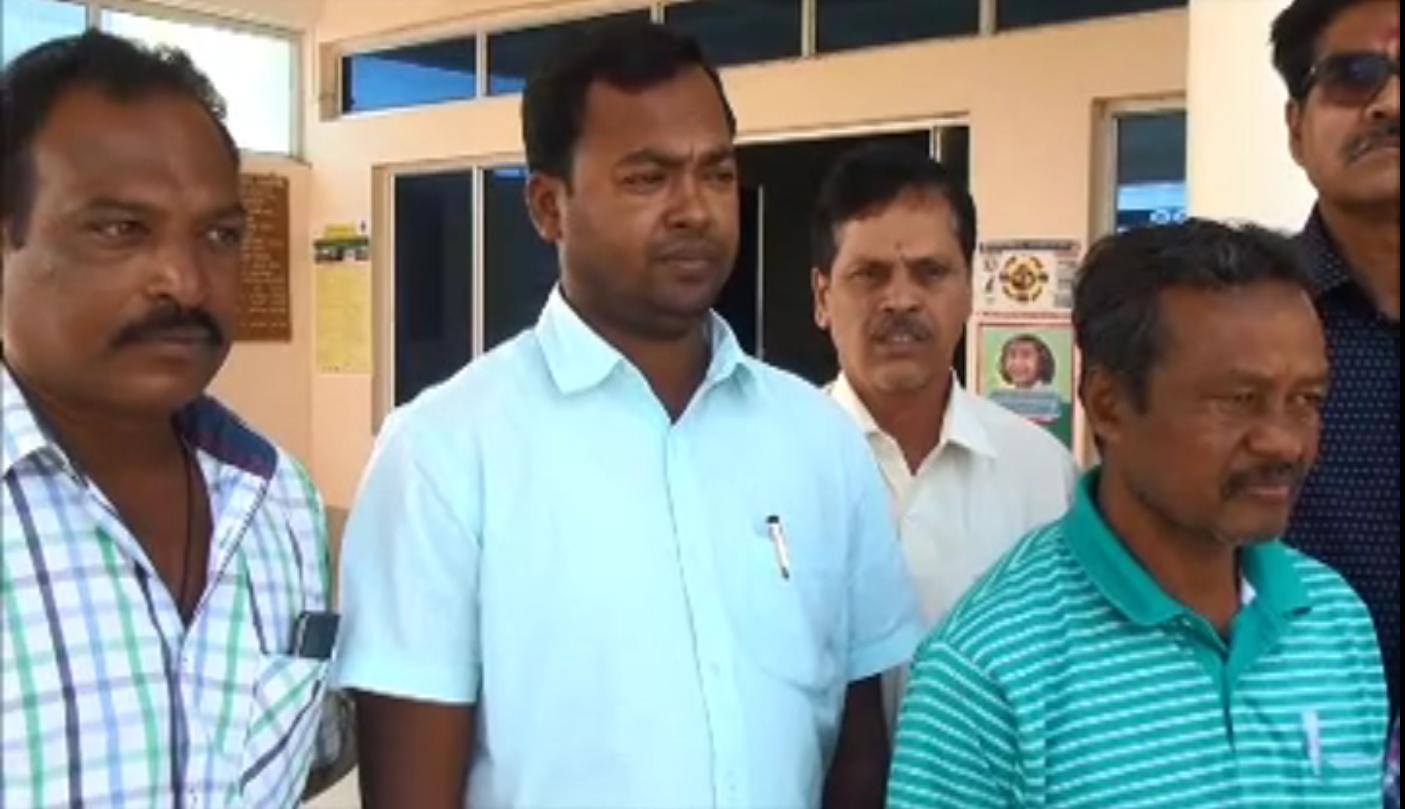 Maoist Kidnap in Malkanagir