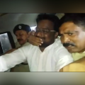 police shut pradeep sethhi mouth up