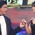 Priyanka Chopra with Shah Rukh Khan