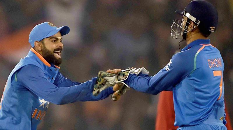 India won series