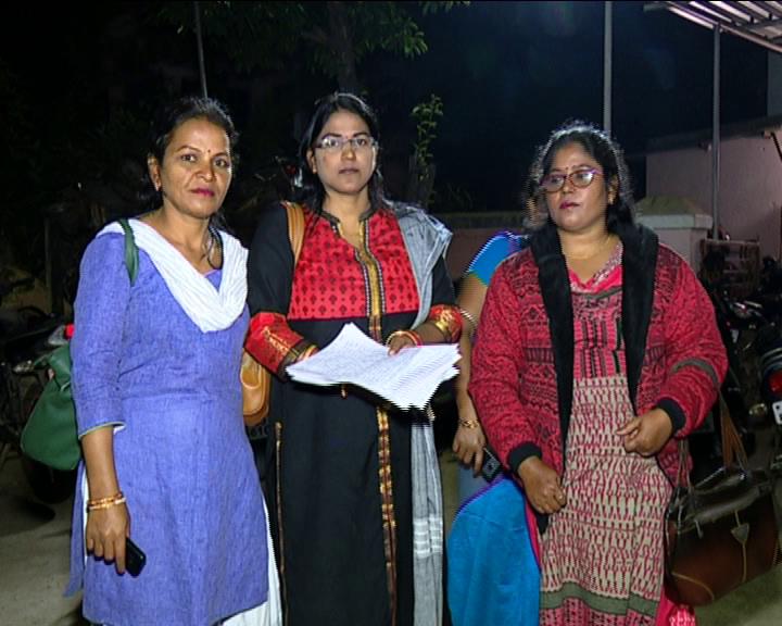 student congress president against fir