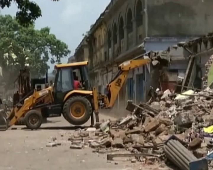 puri temple eviction