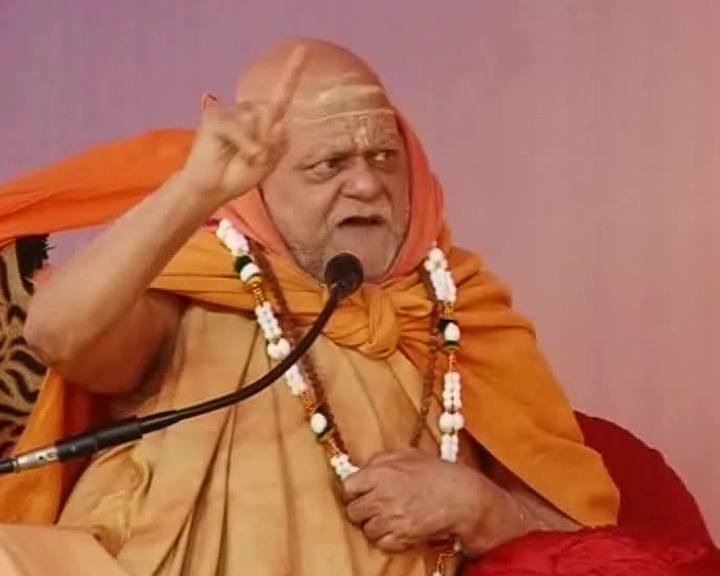 Shankaracharya Criticises Indian Politics