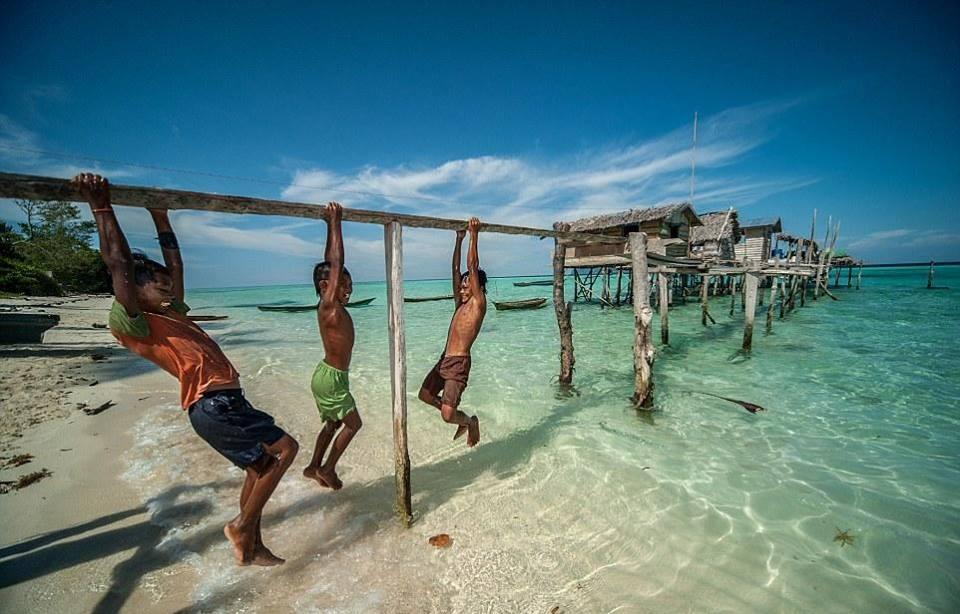 A Life At Sea: the Bajau community of Malaysia
