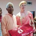 /indian-nri-weds-to-german-woman-in-77-years-age