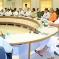 ministers meeting in odisha secretariat