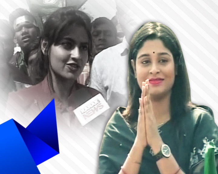 ollywood star campaigning