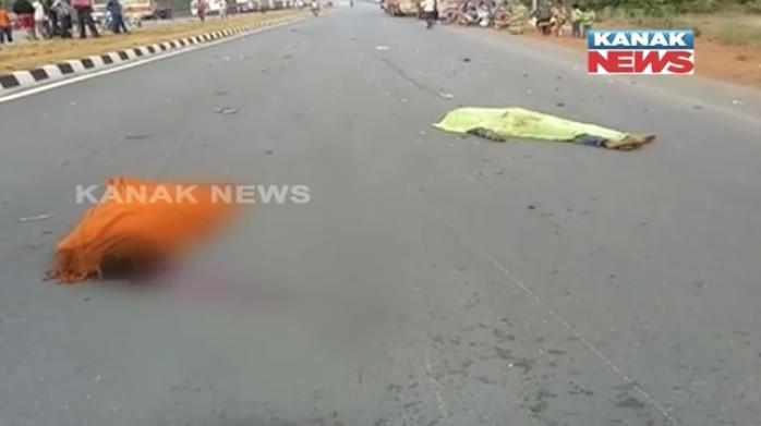 accident sundargarh