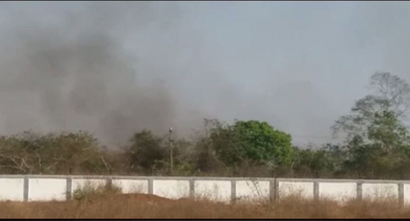 Charbatia ARC FIRE