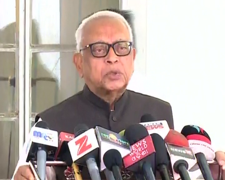 narasingha mishra reaction about farmer suicide issue