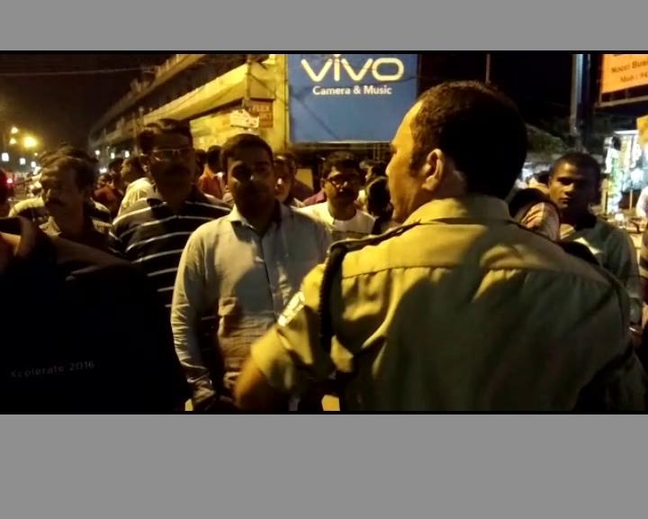 balasore, attack on reporters