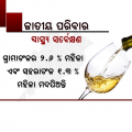 liquor consuming rate in odisha