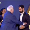 BCCI Award virat kohali n aswin