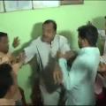 9 bjp worker sacked