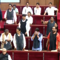 Farmer issue - today assembly