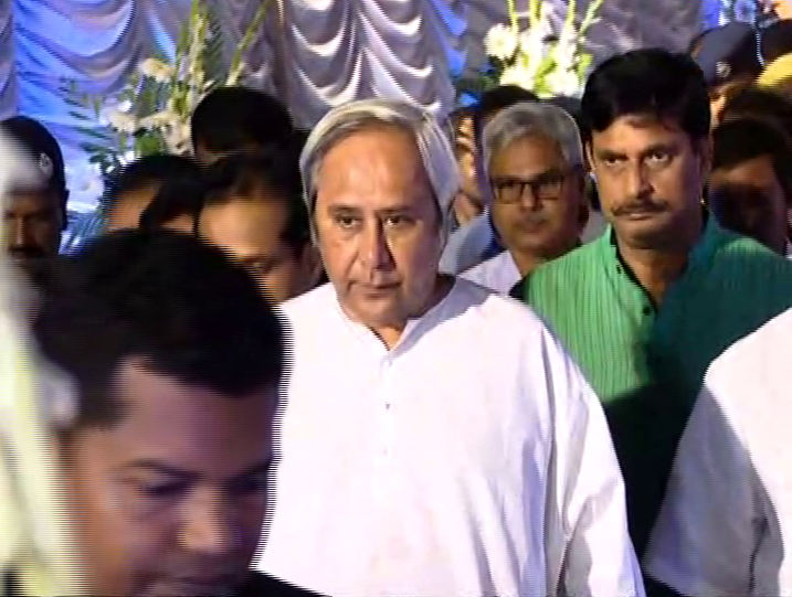 naveen in pyari cremation
