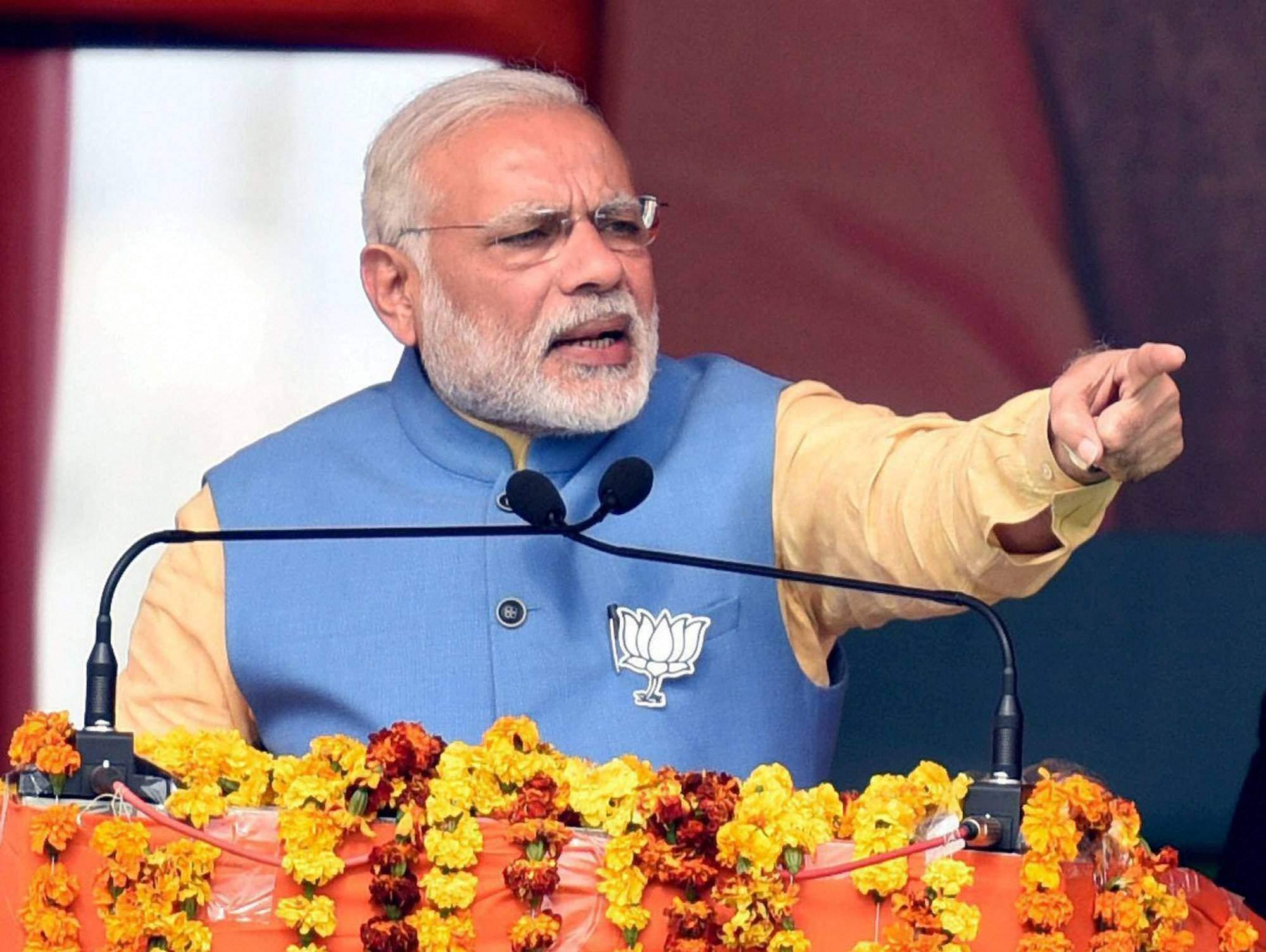 Modi independence speech
