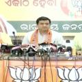 BJP pressmeet