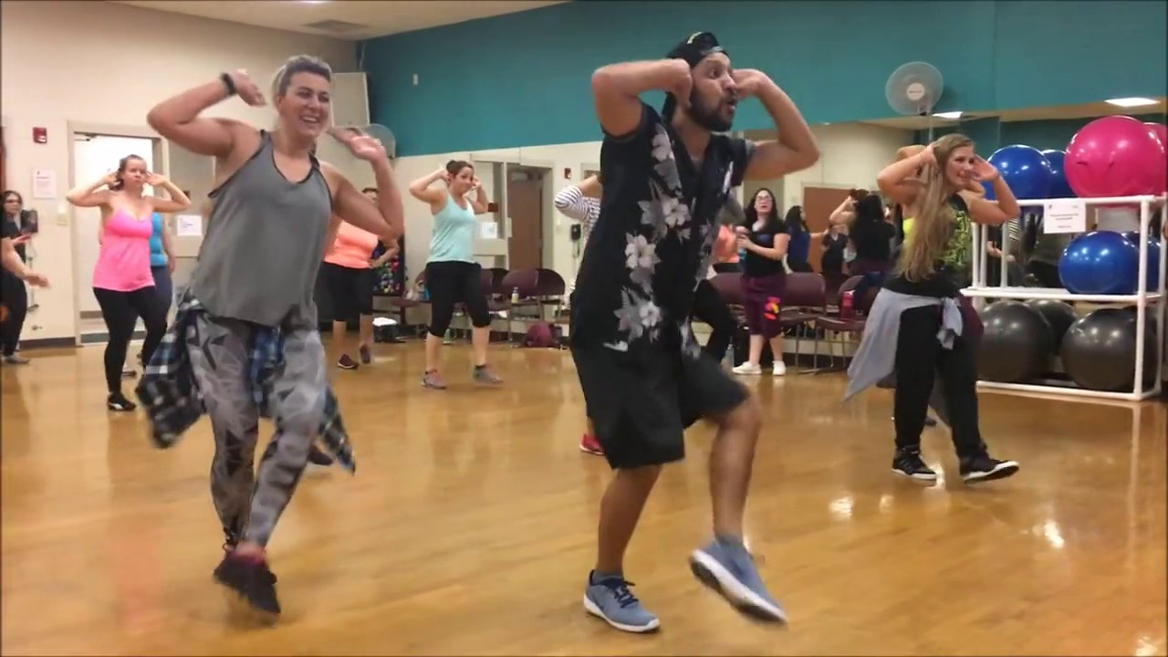 Odia Song Jaiphula as Zumba workout in USA