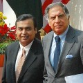 Ratan and Mukesh