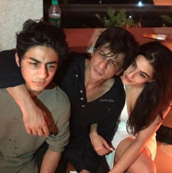 Shah-Rukh-Khan-Jhanvi-Aryan