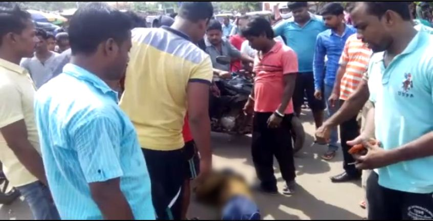 mob attack in bbsr