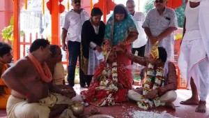 nigeria girl wedding in odisha