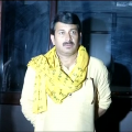 delhi bjp chief manoj tiwari's house attack