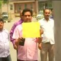 kapil mishra complain on kejariwala