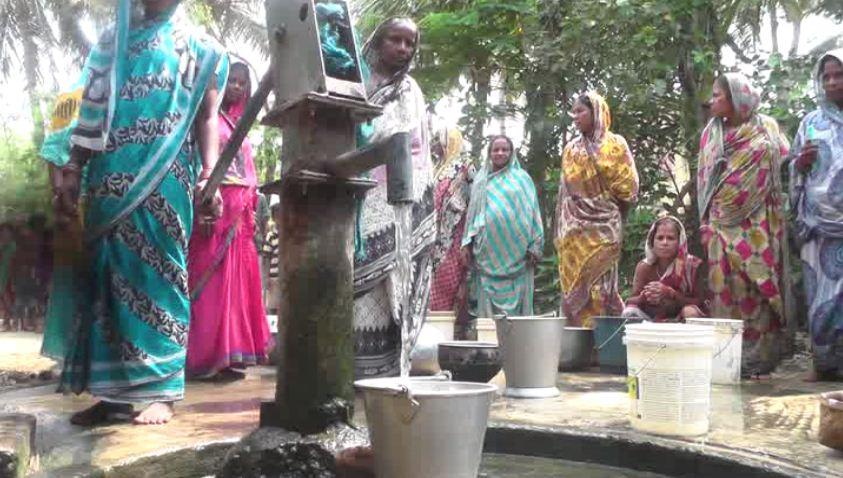 water problem in bramhagiri