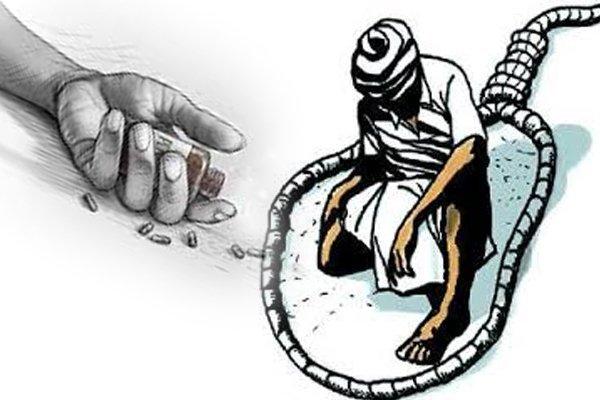 farmer suicide in madhya pradesh