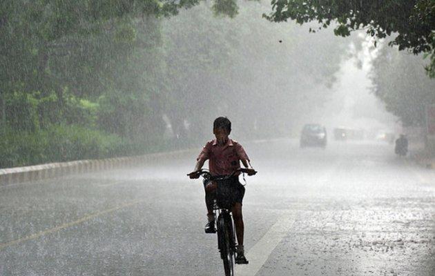 monsoon hits odisha