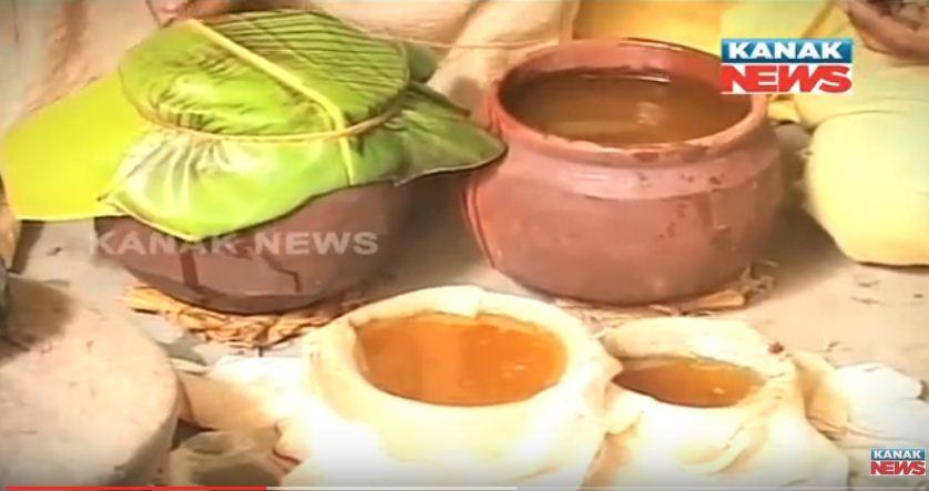 puri : phuluri oil for shri jiu