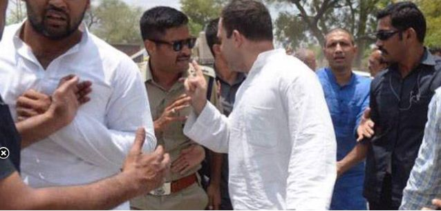 Rahul Gandhi released after bail