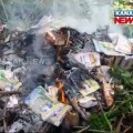Book Burn in nabarangpur