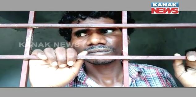 Man Locked For 11 Days
