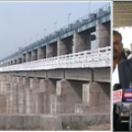 kalma barrage issue