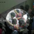 cctv catch thief infront of wine shop in bhubaneswar