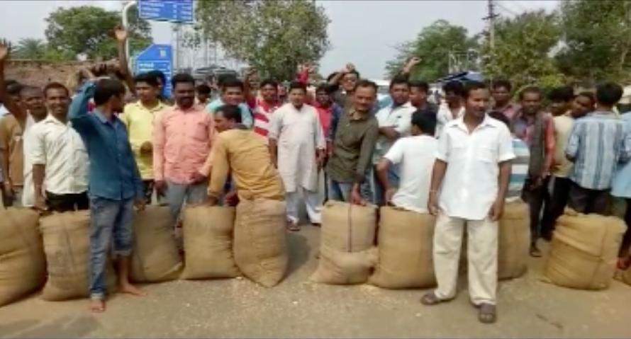 farmer protest kalhandi