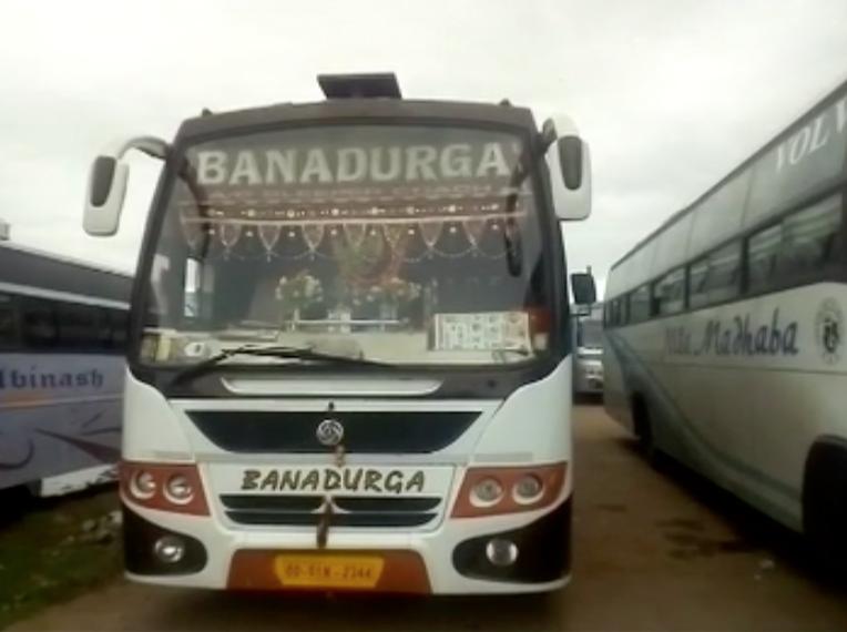dispute between baleswar and bhadrak bus owner