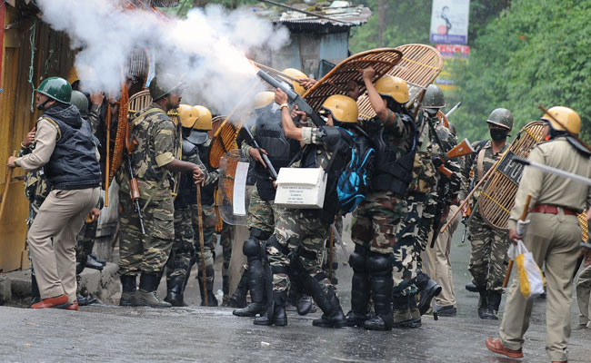 darjeeling-clashes