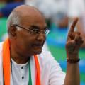 BJP presidential candidate Kovind