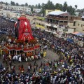 subhadra chariot-pulling