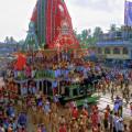 taladhwaja chariot pulled