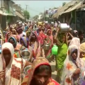 Scarcity of Drinking Water In Berhampur, Protest of More Than 400 Women