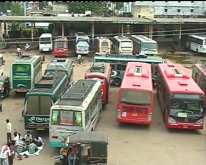 pipili bus strike