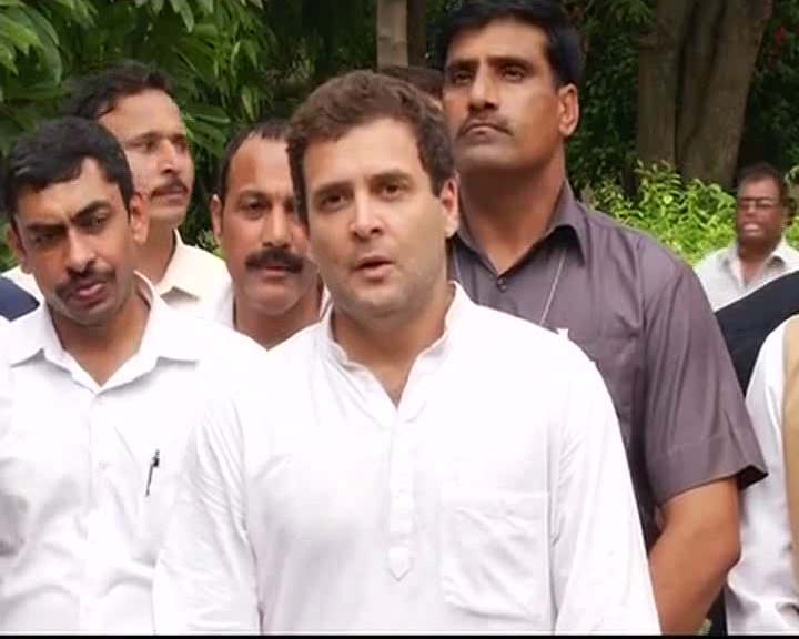 rahul gandhi may lead congress